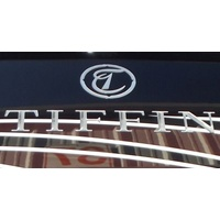 Decal - 'TIFFIN' Rear Cap