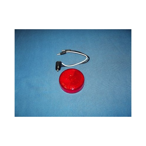 Marker Light Round with reflex 2.5 inch